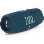 JBL Charge 5 Blue  Bluetooth Speaker, Waterproof Powerbank   (JBLCHARGE5BLU)
