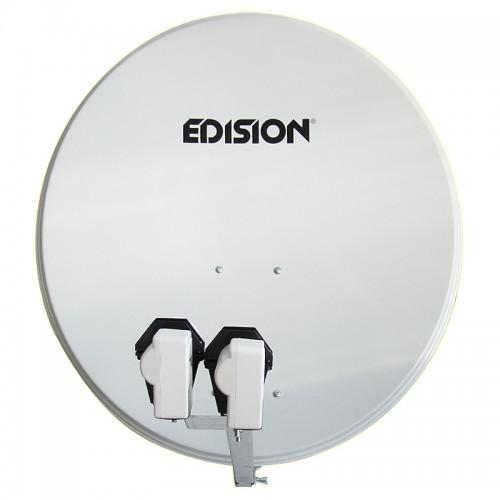 Edision 60 Aluminum   Δορυφορικό κάτοπτρο αλουμινίου 60cm
