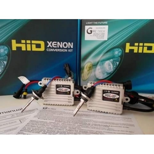 Great View GRC H7 HID Can Bus Σετ Xenon Φώτα 6000K (04-GR1075)