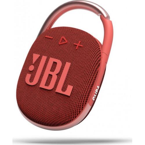 JBL Clip 4 Red JBLCLIP4RED
