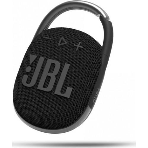 JBL Clip 4 Black JBLCLIP4BLK