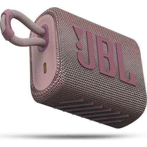 JBL Go 3 Pink JBLGO3PINK
